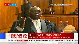 Mbiu ya KTN: Kesi ya urais 2017