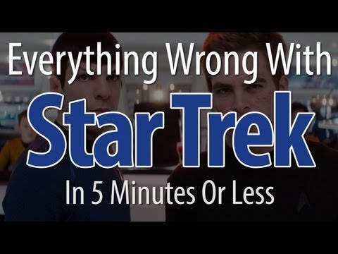 Everything Wrong With Star Trek