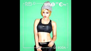 """DJ SODA - Old School HIP HOP Mix (Aired on """"Diplo & Friends"""")"""