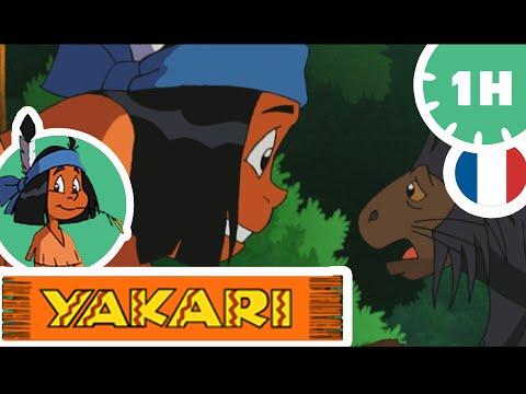 YAKARI   Yakari et la chèvre ???? dessin animé HD