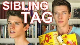 SIBLING TAG GETS MESSY ft. Devan Key | Collins Key