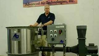 preview picture of video 'Air Scrubber Ethylene Oxide - EtO -DR50 - Advanced Air Technologies, Inc'