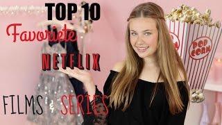 Mijn 10 Favoriete Netflix Films &  Series