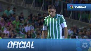 Joaquín se reencuentra con el Real Betis