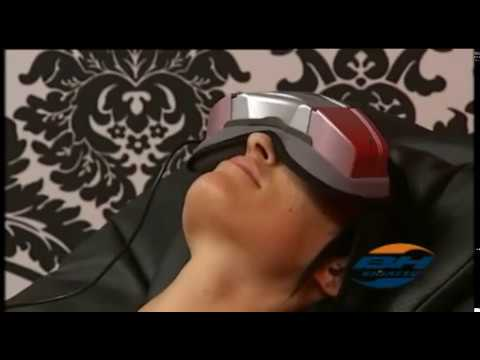 Video Demonstration of the BH Shiatsu M1000 Jet Set Massage Chair: