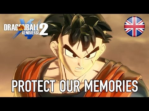 Dragon Ball Xenoverse 2 - PS4/XB1/PC - Protect our memories (English TGS Trailer)