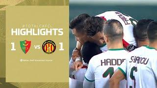 CAF CL | MC Alger 1-1 ES Tunis