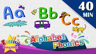 ABC Song - Alphabet từ A đến Z | Tiếng Anh cho trẻ em