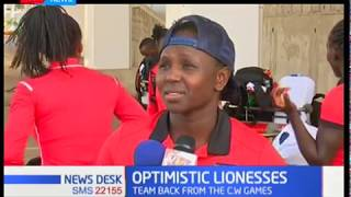 Lionesses wants to qualify for the world series