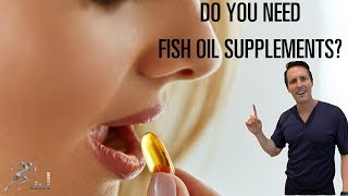 Supplements: The health benefits of fish oil