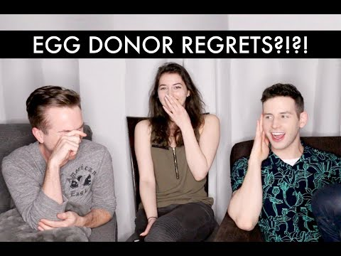 Egg Donor Interview - Post Birth - Gay Dads & Twin IVF Surrogacy Journey /// McHusbands