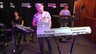Howard Jones performs 'Like To Get To Know You Well' for Absolute Radio 80s