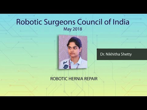 Robotic Hernia Repair