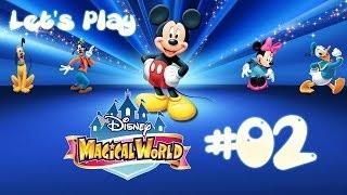preview picture of video 'Disney Magical World FR #02 - Votre majesté'