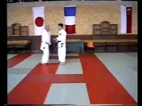 JUDO KAESHI NO KATA Counters form training by Brian Cloynes
