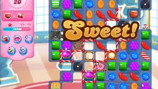 Candy Crush Saga Level 4147 NO BOOSTERS
