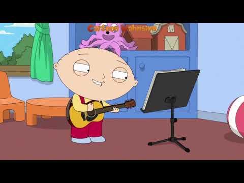 Family Guy - Rot Shirt Blau Shirt - Mama hat gerne gefeiert / das Lied von Chris