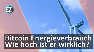 Ist Bitcoin-Energieverbrauch nachhaltig