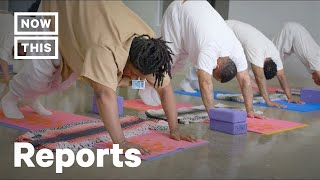 Yoga Behind Bars Is Reshaping These Prisoners