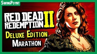 Red Dead Redemption 2 DELUXE Edition Gameplay Marathon LIVE - (Red Dead Redemption 2 Gameplay Story)