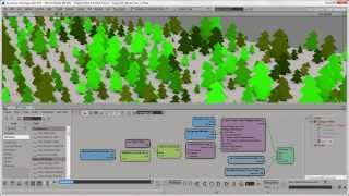 Generating a Forest with ICE Modeling - Part 1: Creating the Forest