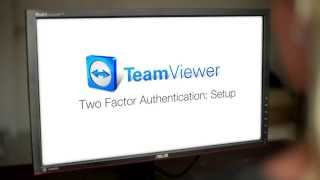 TeamViewer authentication
