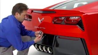 2016 Chevrolet Corvette How To Unlock When Battery Dies