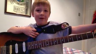 AC DC Money Talks guitar tutorial
