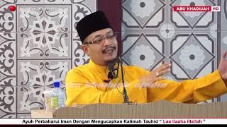 Ini 2 Cita-Cita Orang Tengah Nazak 😭😢 | Ustaz Dato Kazim Elias