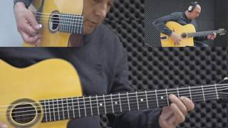 Stochelo teaches 'September Song' - gypsy jazz guitar
