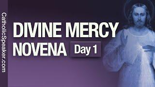 Divine Mercy Novena: Day 1 (Good Friday)