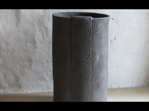 Keramik Weinkühler