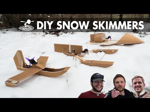 snow-skimmer-from-1-sheet-of-foamboard