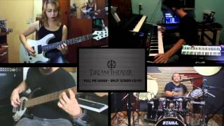 Pull Me Under   Dream Theater Tribute | Split Screen Covers