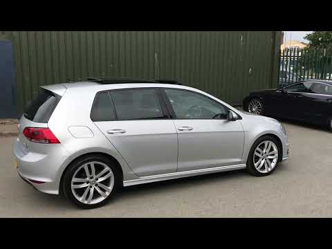 VOLKSWAGEN GOLF 2.0 R LINE EDITION TDI BLUEMOTION TECHNOLOGY 5DR