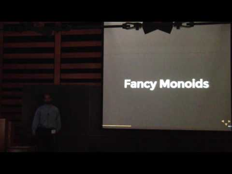 David Sankel: Monoids, Monads, and Applicative Functors: Repeated Software Patterns