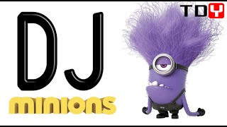 Minions - Banana ( DBLM House Electro Remix 2013 ) HD