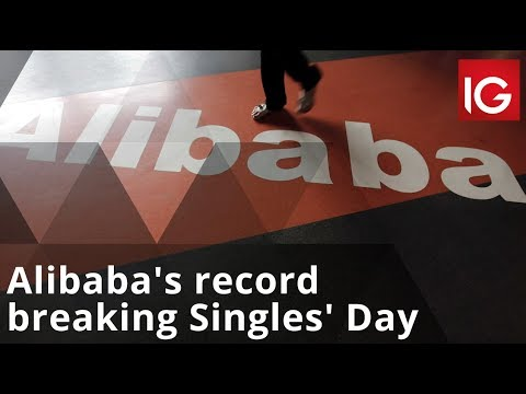 Alibaba's record breaking Singles' Day