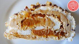 INCREDIBLE Hazelnut & Salted Caramel Meringue