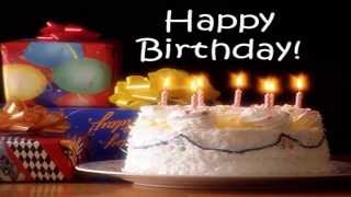 Happy Birthday Surprise Wishes Video Greeting, Ecard