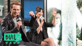 AOL Build - Caitriona Balfe & Sam Heughan - Season 3