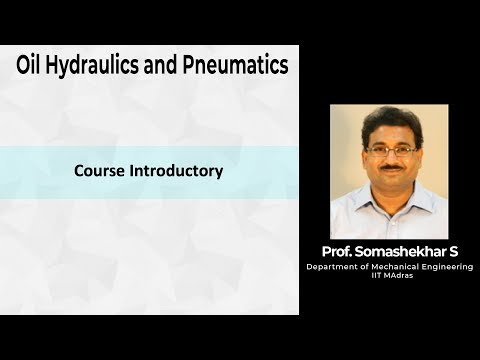 Course Introduction - Oil Hydraulics and Pneumatics - YouTube