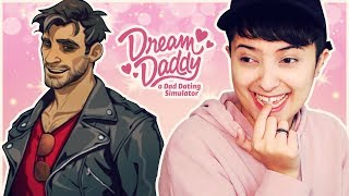 PLAYING WITH ROBERT'S 'WOOD' | Dream Daddy: A Dad Dating Sim Part 14