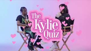 Kylie Jenner and Travis Scott not knowing each other