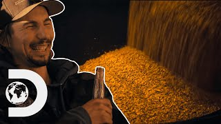 Parker's Crew Mine Over $14 Million Worth Of Gold Despite The Major Challenges Of 2020   Gold Rush