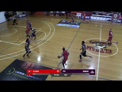 Jalen Adams Posts 23 points & 10 rebounds vs. Eltham