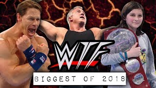 10 Biggest WWE WTF Moments Of 2018