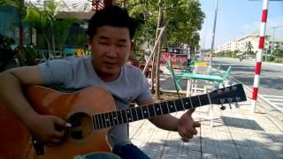 [Hướng dẫn] Trách ai vô tình - Giáng Tiên - Guitar Cover