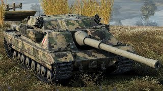 World of Tanks FV217 Badger - 10 Kills 12,1K Damage