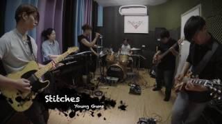 Stitches  - Young Guns (Cover) 搖滾公路教學系統~練團實戰
